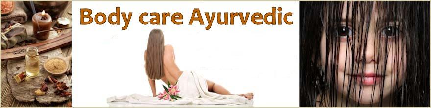 Body care Ayurveda