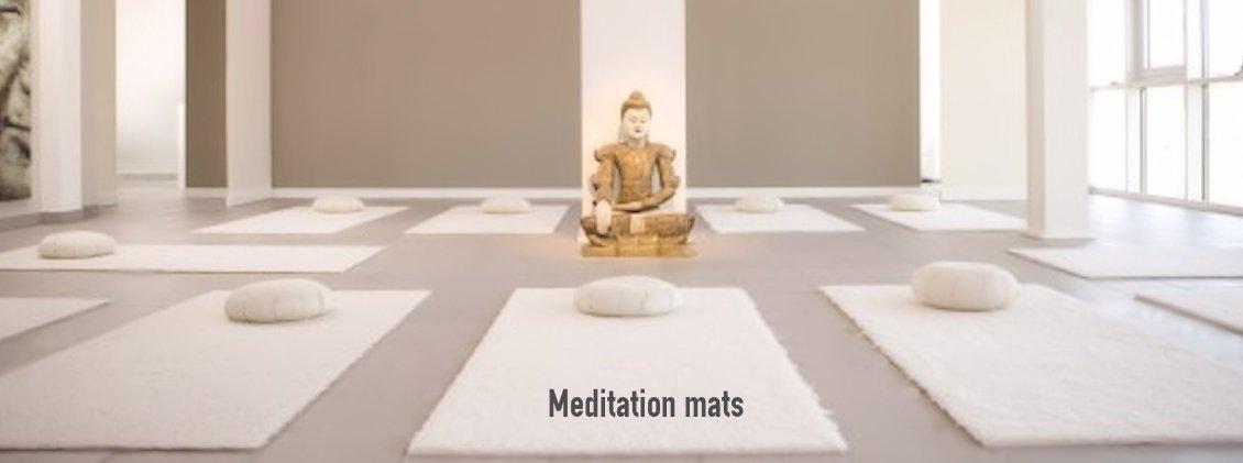 Meditation mats