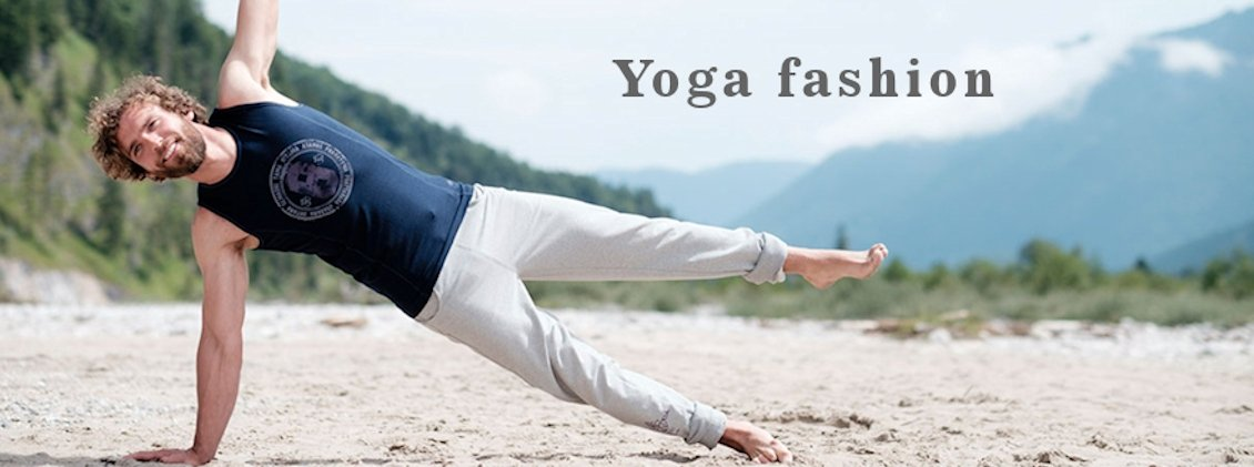 Yoga Fashion Men