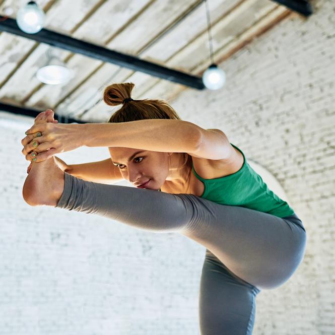 Men Yoga Fashion