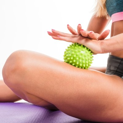Pilates & Fitness massage balls