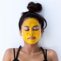 Ayurvedic facial care