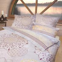 Oriental bed linen