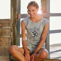 Yoga t-shirts women