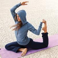 Yoga Hoodie & Wrap