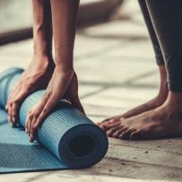 Yogamat basis