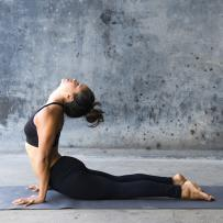 Yogamat symbool