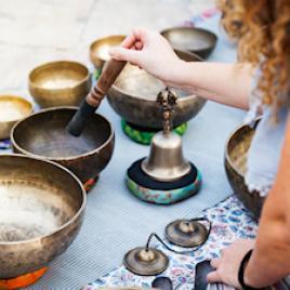 Spiritual sound Instruments