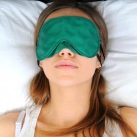 Meditation eye pillow