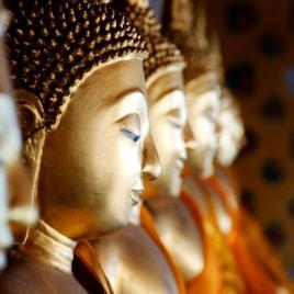 Boeddha beelden