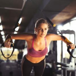 Pilates & Fitness straps