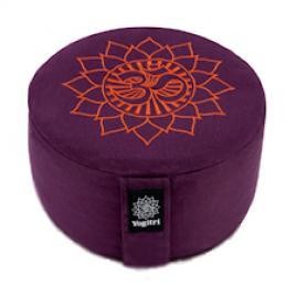Meditation cushions symbol