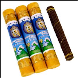 Incense Tibetan OM