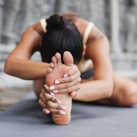 Comfort yoga mats