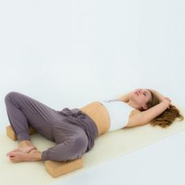 Yogamat comfortabel