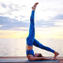 Yogamat hoge kwaliteit