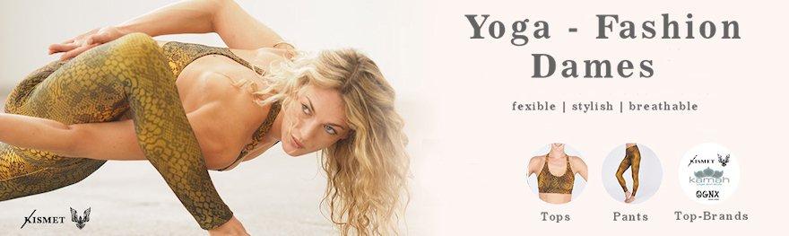Women Yoga Fashion