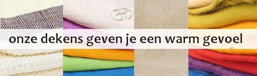 Yoga dekens & kleden & handdoeken
