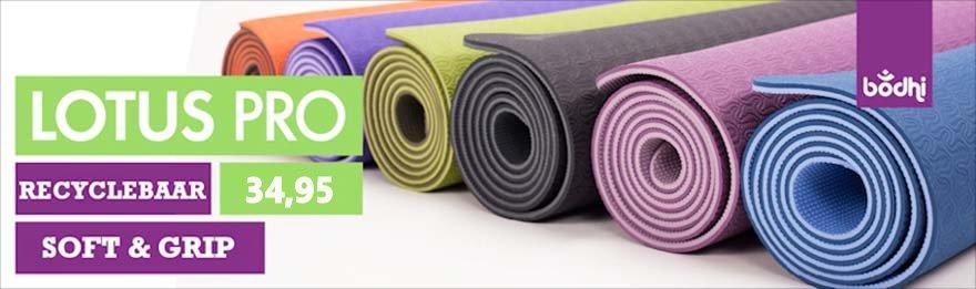 Yogamatten Comfort