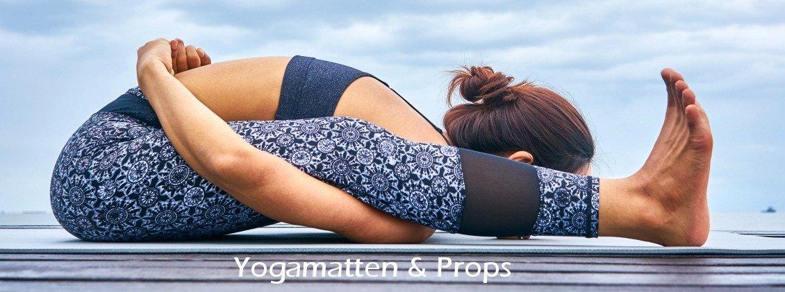 Yoga matten & props
