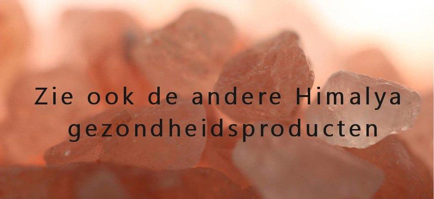 Himalaya zout producten