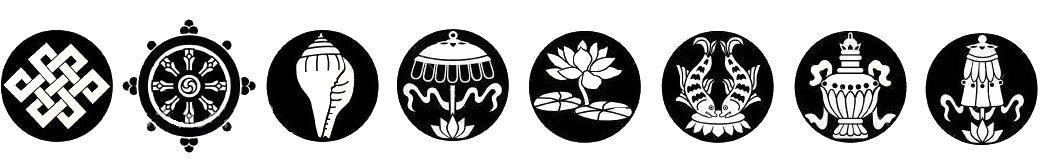 tibetaanse voorspoedsymbolen