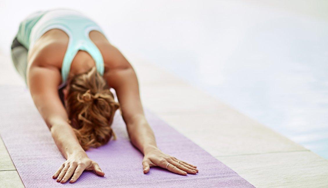 Juiste Yogamat