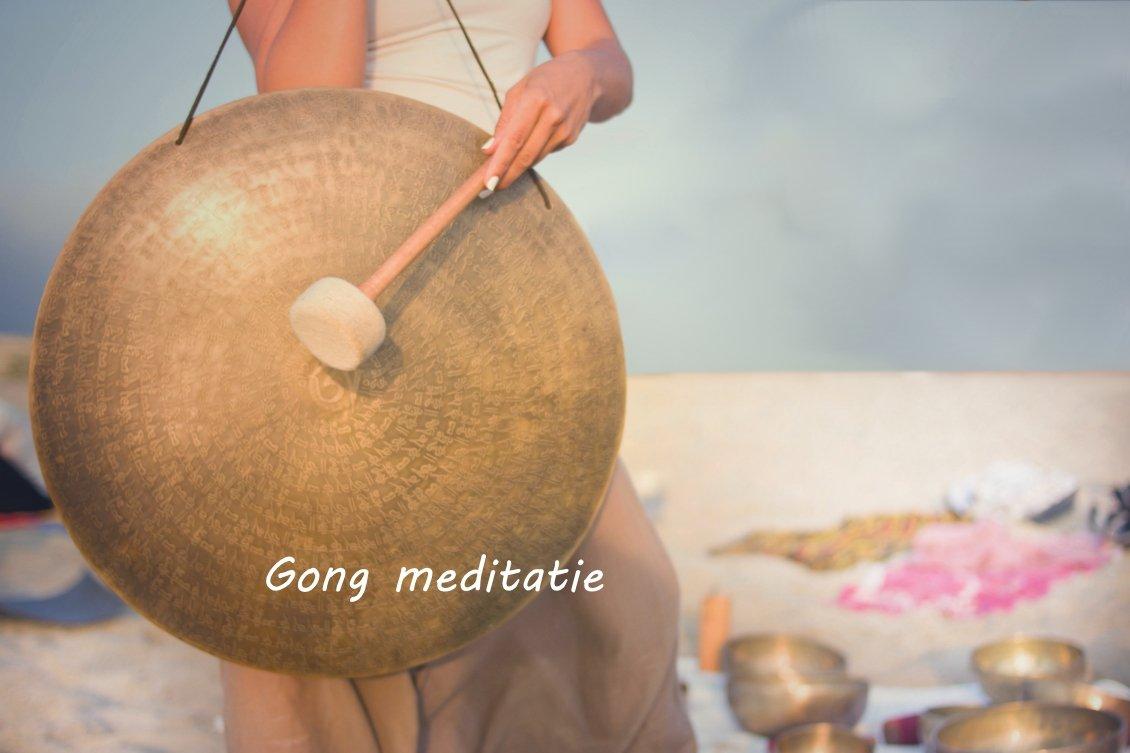 gong meditatie