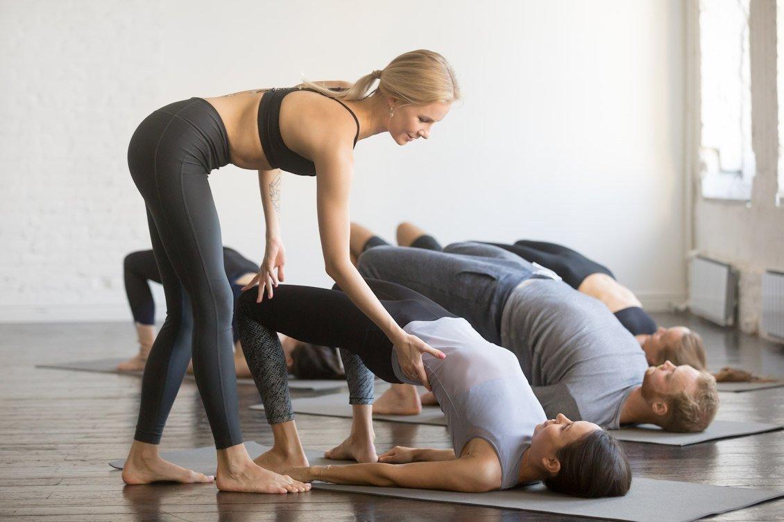 Yogashop